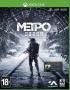 Метро: Исход. Издание первого дня [Xbox One] - В игре Метро: Исход – 2036 год. Спустя четверть века после ядерной войны, опустошившей Землю, несколько тысяч выживших все еще цепляются за жизнь под развалинами Москвы в туннелях Метро. Они боролись против отравляющих веществ, сражались с мутировавшими ч
